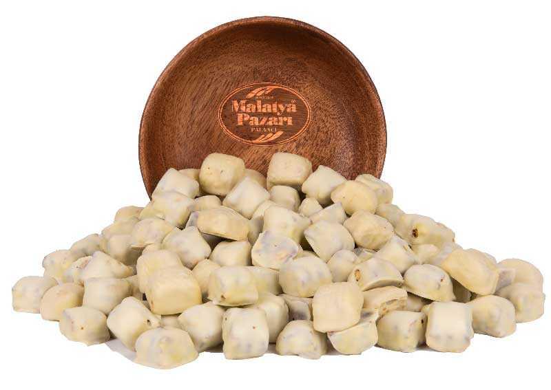 Beyaz Çikolatalı Fıstık Krokan