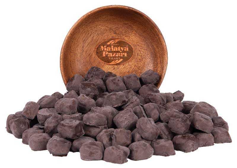 Bitter Çikolatalı Fındık Krokan