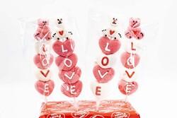 - Love Marsmellow Şeker