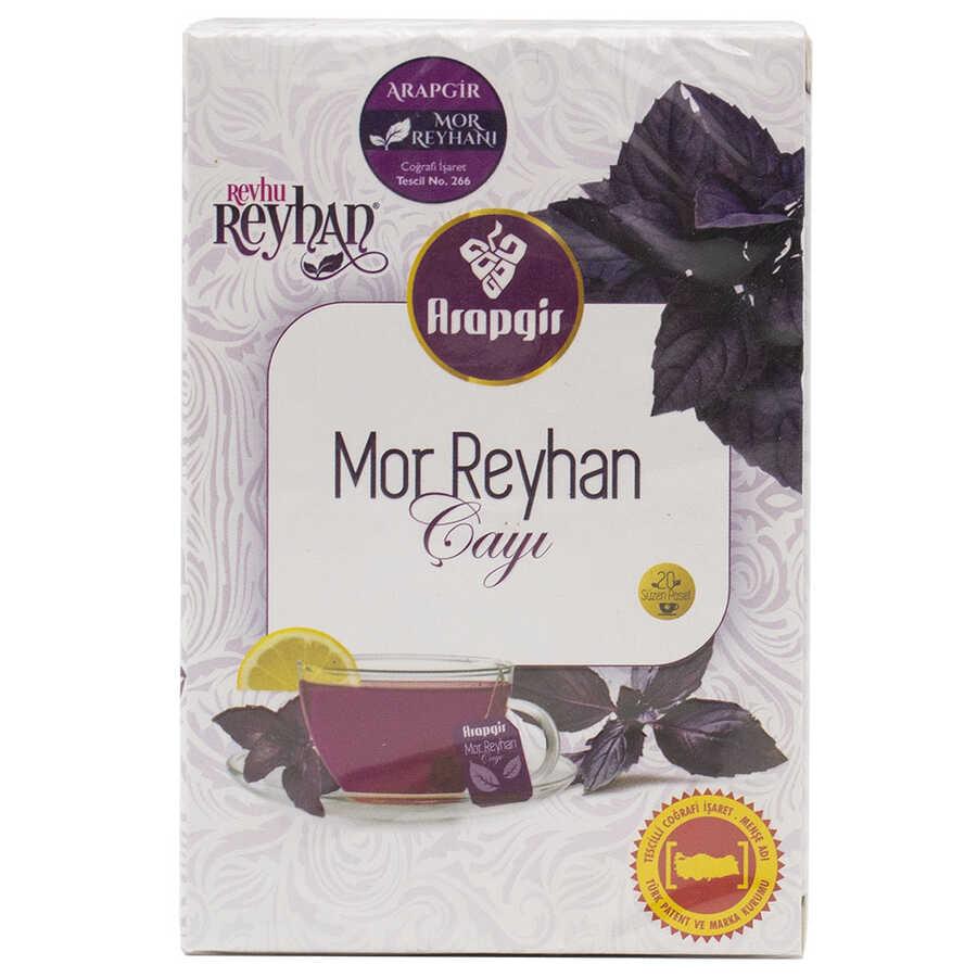Mor Reyhan Çayı 30 g