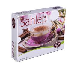 - Sütlü Sahlep Aromalı İçecek Toz 400 Gr