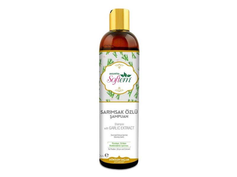 Sft Gins-Sarımsak Şampuanı 400Ml