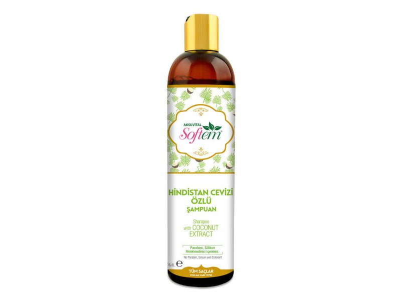 Sft Hindistan Cevizi Şampuanı 400Ml