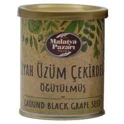 - Siyah Üzüm Çekirdeği Öğütülmüş Teneke 100 g