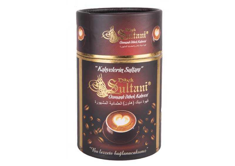 Sultani Dibek Kahvesi 250 Gr
